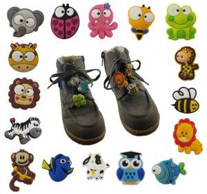 Schuhe nähen Material