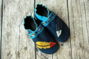 Schuhe nähen